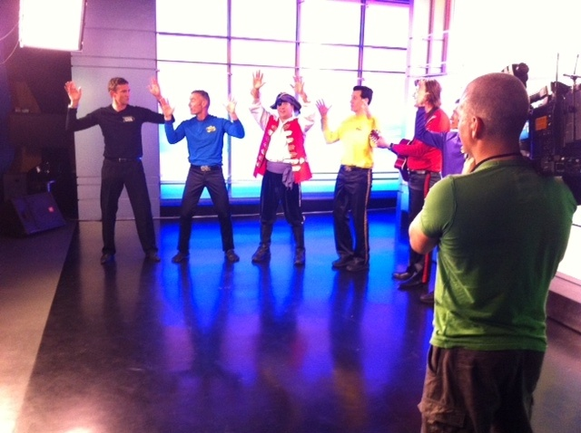 Remember that time Campbell Live's Tristram Clayton tried to join The Wiggles?