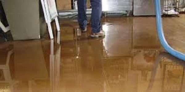 Fire And Water Damage Restoration In Conyers Georgia Damage