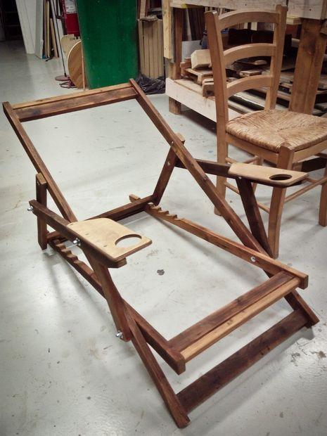 DIY - Deckchair
