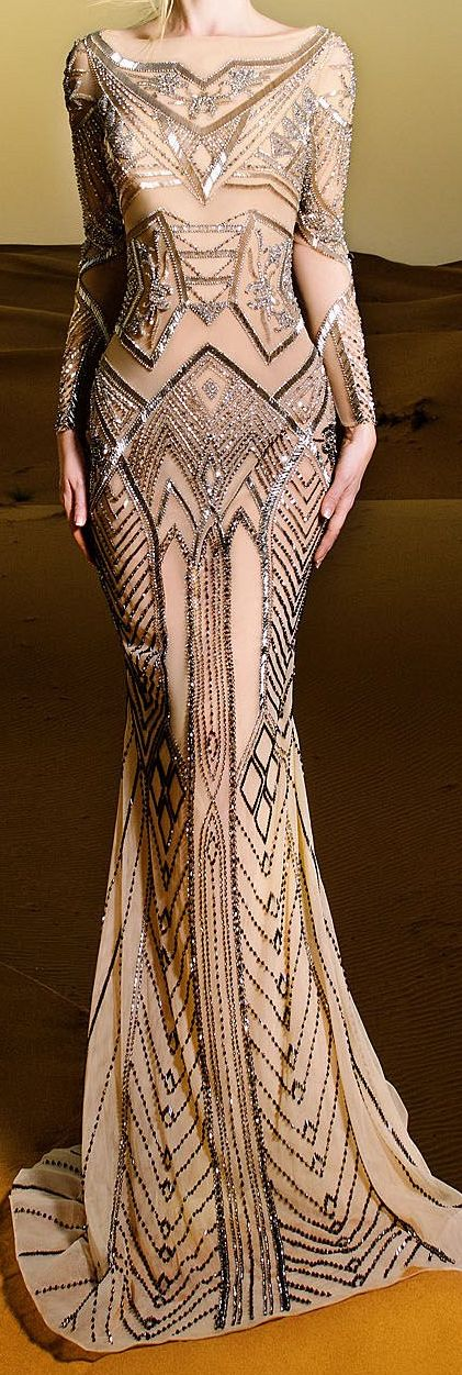 Dany Tabet S/S 2015 #Couture