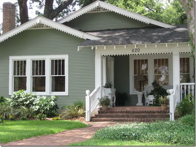 little green cottage. (fiction) House #4, west side of Fourth St. South in Stillwater Springs. X