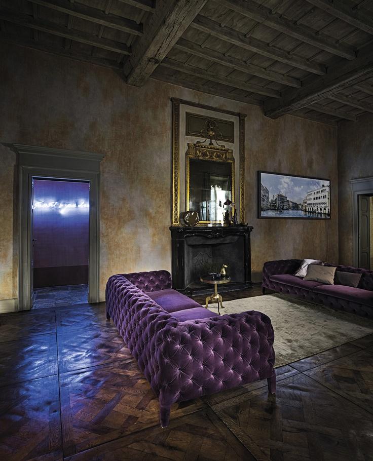 Windsor Sofá By Arketipo / Interiorismo En Duh Art Design Showroom.