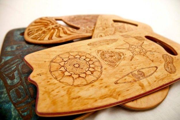 Planches à pain skate
