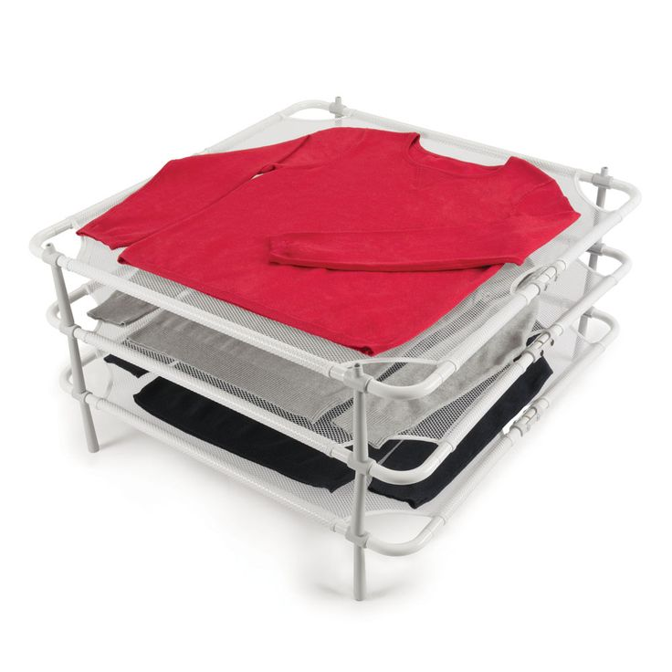 Oxo Folding Sweater Dryer... I NEED THIS!--which is what I just yelled at Owen :P