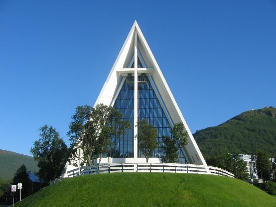 Photo of Arctic Cathedral