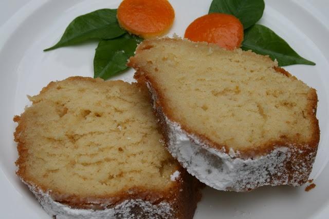 ΖΟΥΜΕΡΟ ΚΕΙΚ ΠΟΡΤΟΚΑΛΙ - Moist orange cake