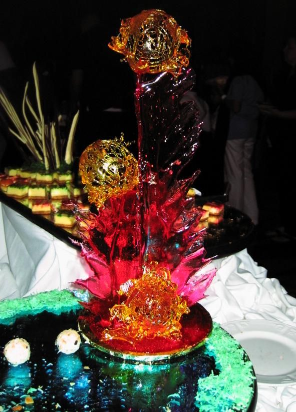 Sugar Sculptures Food Network Show