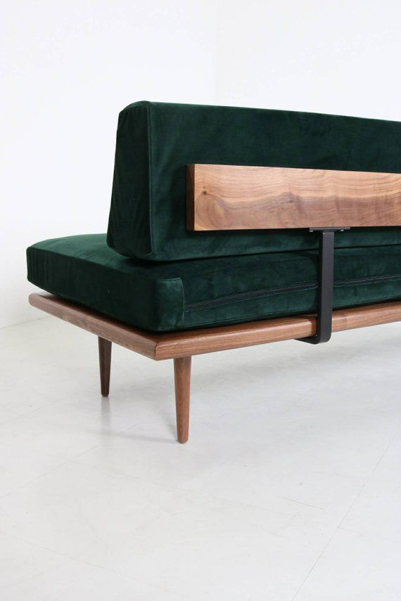 Mid Century Danish Modern Daybed Sofa in 2018 Products Pinterest