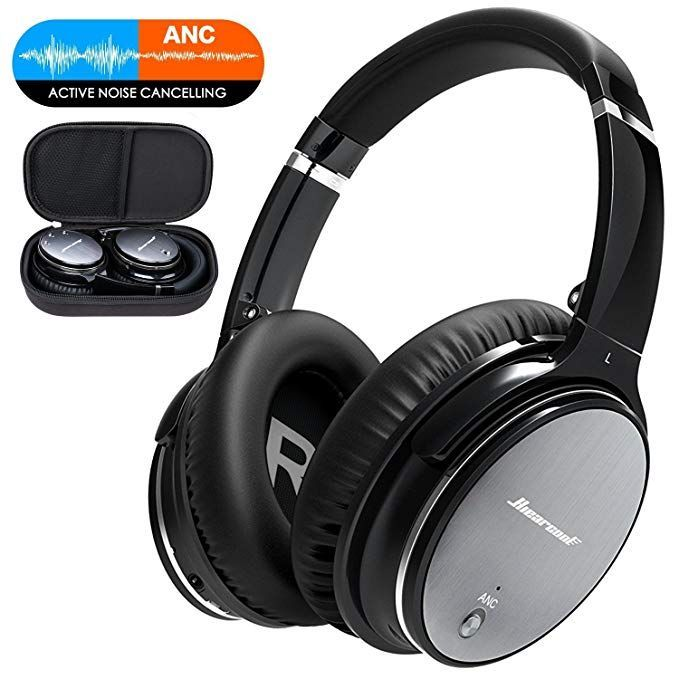 Only 49 99 Uk Free Delivery Noise Cancelling Bluetooth Headphones Wireless Over Ear Headphones Headphones Bluetooth Headphones Wireless Noise Cancelling