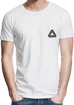Minimalist Chest Logo T-shirt - Unisex - Alpha Mob