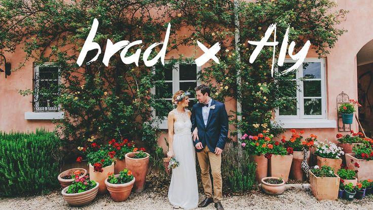 Brad + Aly Wedding Film