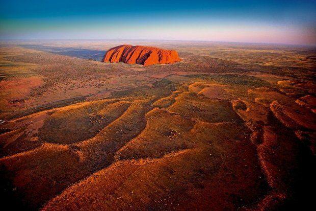 Uluru , Australia