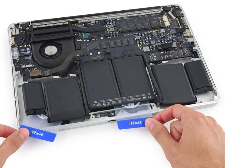 Learn about iFixit kit helps with that tricky Retina MacBook Pro battery swap http://ift.tt/2tv8a80 on www.Service.fit - Specialised Service Consultants.