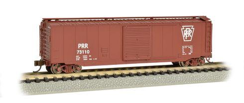 Bachmann N Scale Trains 19459 Pennsylvania 50' Sliding Door Boxcar