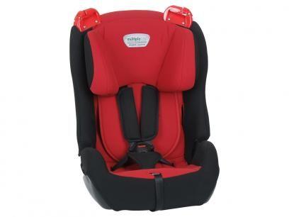 Cadeira para Auto Burigotto Múltipla - Altura Regulável para Crianças até 36kg com as melhores condições você encontra no Magazine Raimundogarcia. Confira!