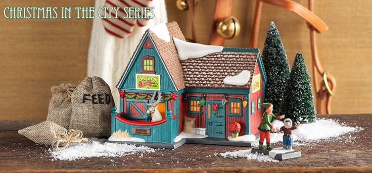 Department56 - Villages, Christmas in the City