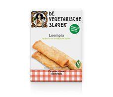 Loempia - Vegetarische Slager - vegan