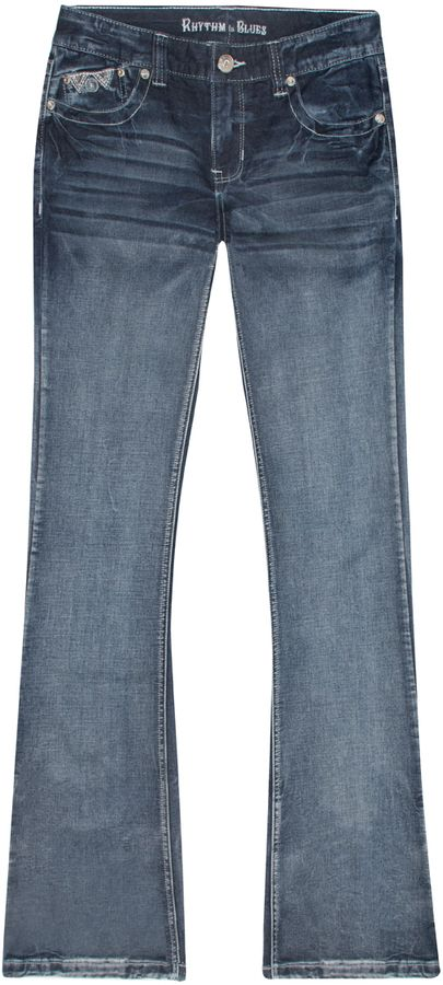 Millburn Bootcut Jeans - Plus & Petite Plus
