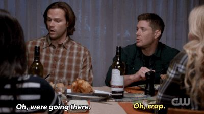 Sam and Dean have some major sibling competition on Supernatural