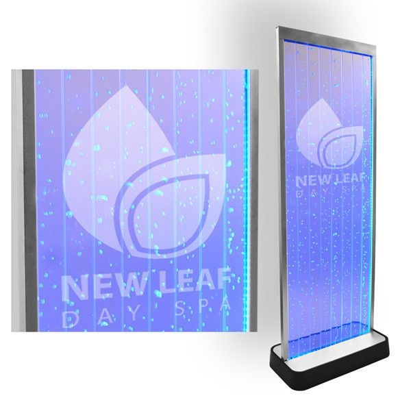 Bubble Wall Panel Custom Logo Business Sign Indoor