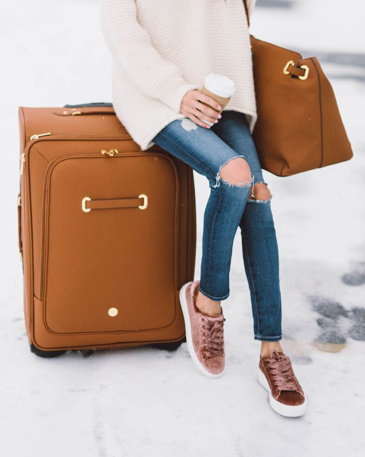 The perfect matching luggage set!