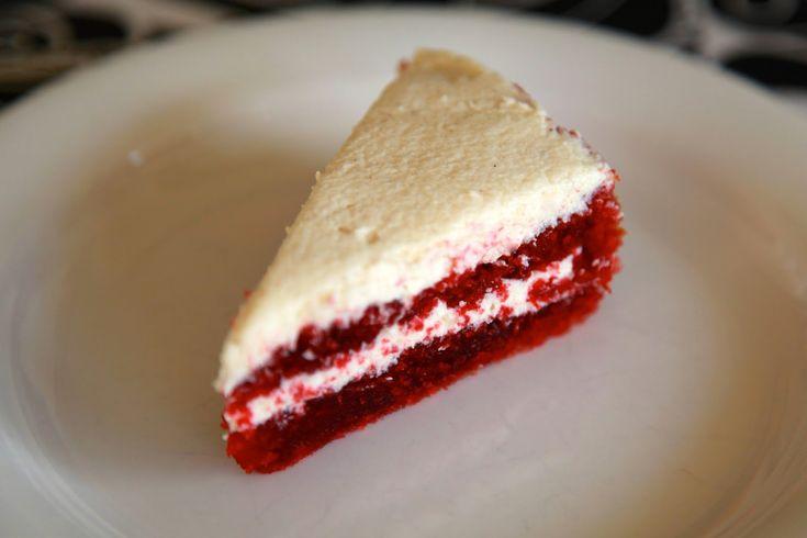 Red Velvet Cake på Alla Hjärtans Dag | Vego Eco