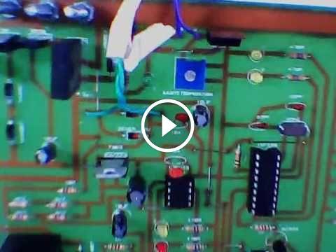 MONTAGEM INVERSOR 6000W 5-INTERFACE DE SOBRECARGA                                           Neste vídeo eu mostro e explico passo a passo o funcionamento da interface de sobrecarga que utiliza um microcontrolador pic 16f628 como cérebro do sistema,cuja função além de proteção contra  sobrecarga,também é de chavear os resistores de gate e...