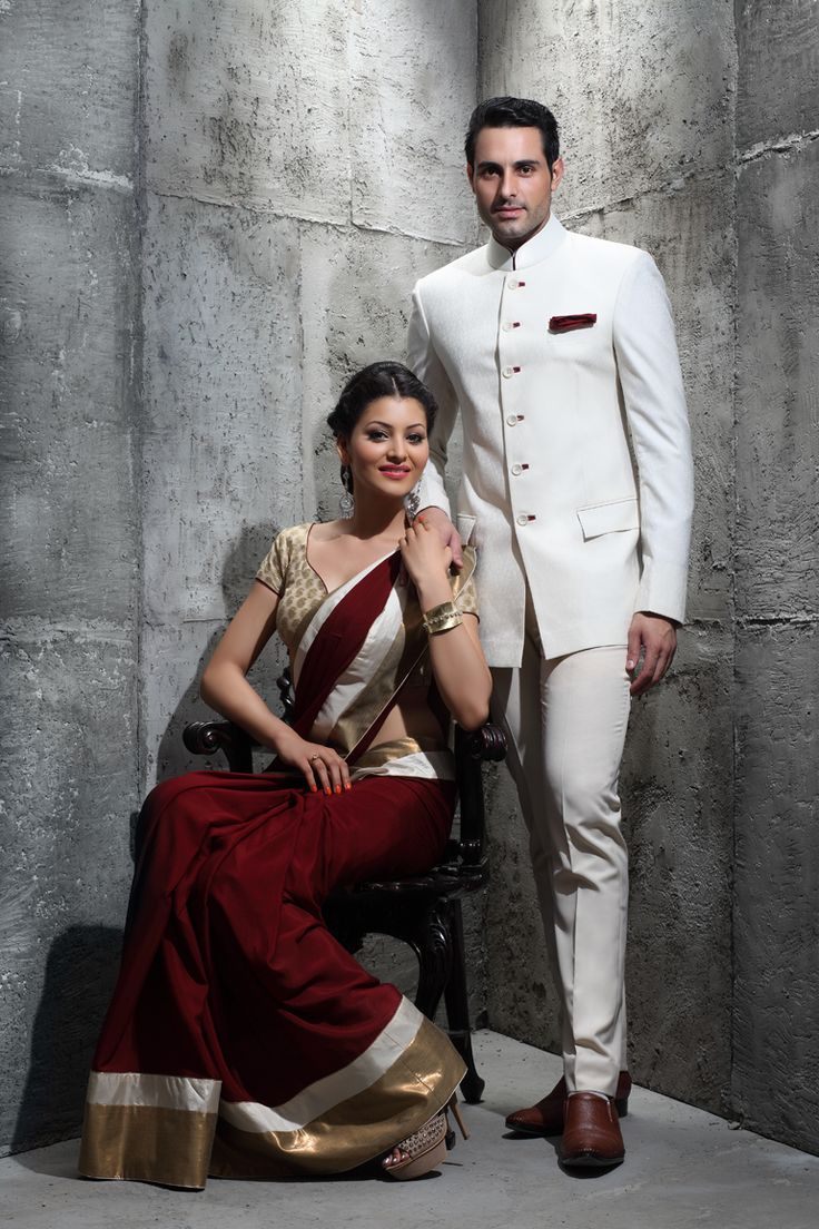 Soma Sengupta Fashion for the Indian Man- Elegance!