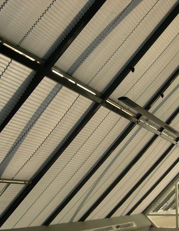 17 meilleures id es propos de store de v randa sur pinterest patios couverts pont couvert - Store plafond interieur pour veranda ...
