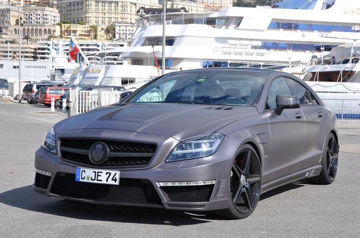 Mercedes CLS 63 AMG от German Special Customs
