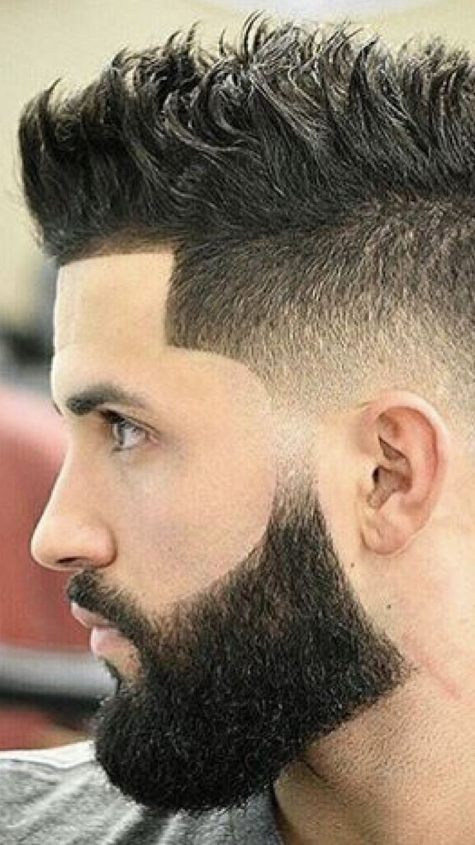 Rocking Beard Beard Styles Haircuts Hair And Beard Styles Beard Hairstyle