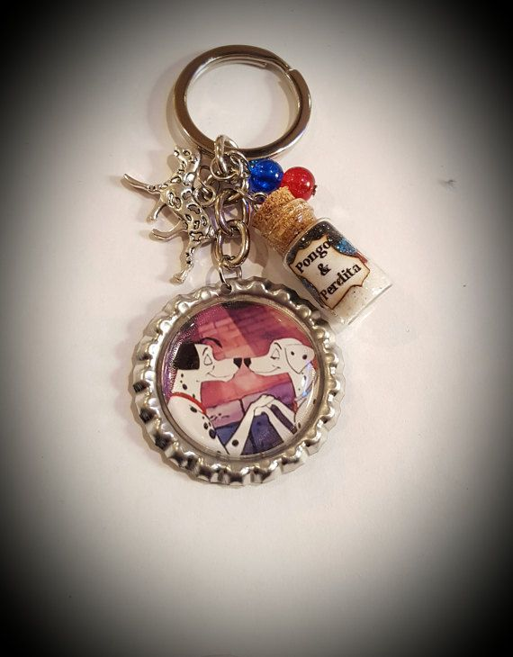 Check out this item in my Etsy shop https://www.etsy.com/listing/508626253/disney-101-dalmatians-inspired-keychain