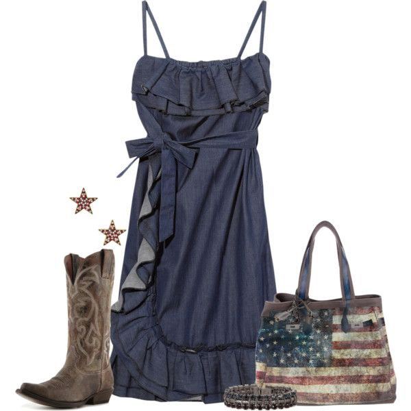 """""""God Bless America"""" by lagu on Polyvore"""