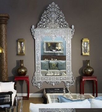 10 Best Moroccan Mirrors Images On Pinterest