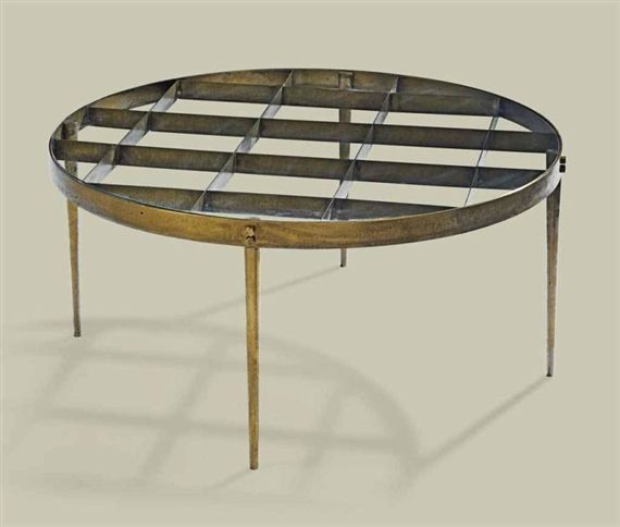 """Auction Result for """"OCCASIONAL TABLE"""" (1954) by Gio Ponti 