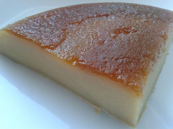 Receta Flan de galletas maria al microondas para Abuenashoras - Petitchef