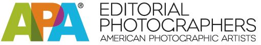 """In October, 2012, Editorial Photographers [EP] merged into American Photographic Artists [APA] to become the first National Chapter of APA, called APA/EP. Said Brian Smith, President of EP, """"For the past decade, EP has enjoyed partnering with APA on photography advocacy issues affecting the photo industry."""