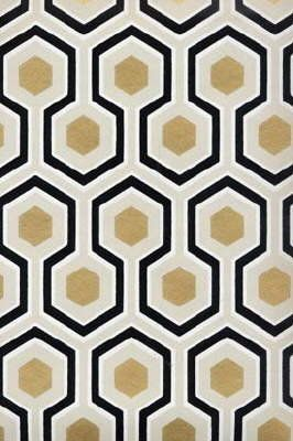 hexagon wallpaper--For the perfect wallpaper call Concept Candie Interiors--www.conceptcandie.com-wallpaper-Concept Candie Interiors now offers e-design services and custom mood boards for only $200 per room!