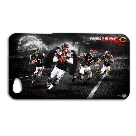 Chicago Bears Jake Cutler Custom Case for by NorCalUniqueCases, $16.99