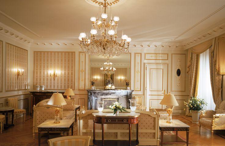 Hôtel Beau-Rivage Palace Lausanne-Suite Impériale