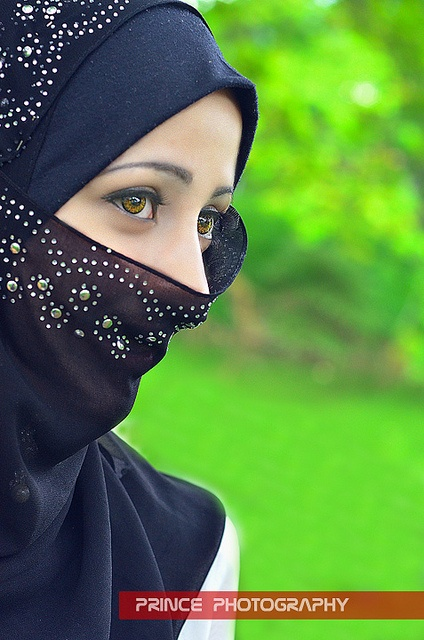 Niqab is So Beautiful