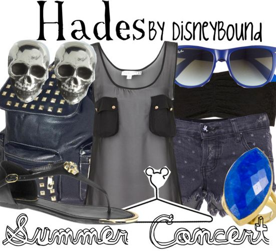 Hades by disneybound