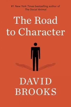 I seldom agree with David Brooks, but I enjoy his writing and relish his thoughts. He challenges me, usually. From what he has said about this book, I am sure I will like this. Can't wait to get to bookstore. The Road to Character