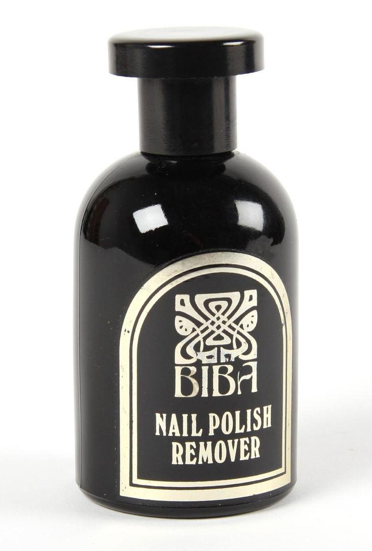 Biba Nail Polish Remover