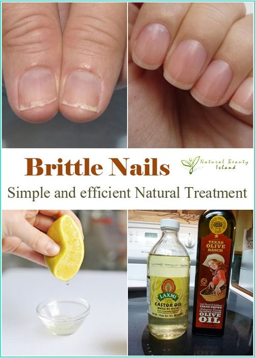 Treatment against Nails that Break