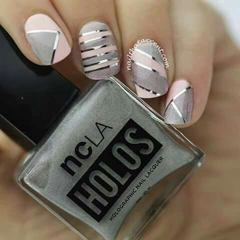Grey & Pink⭐❤Follow for more poppin' pins @hann_ess7