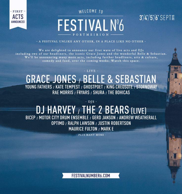 Festival Number 6 - Festival Number 6