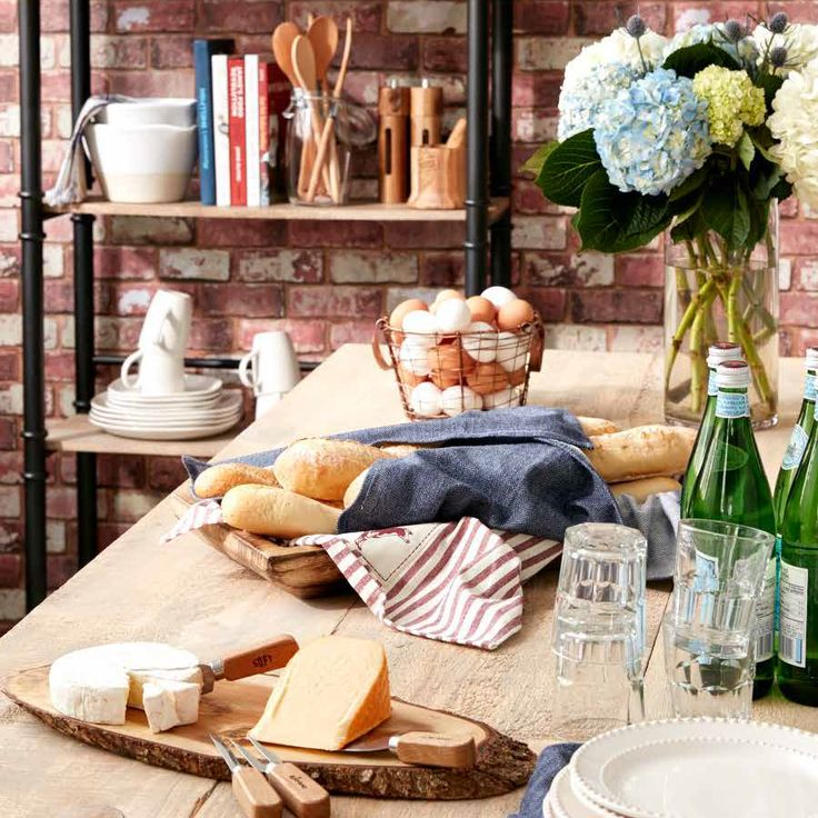Des items rustiques au design contemporain: transformez votre cuisine cet automne avec ces idées de décoration. #cuisine #DécorAutomnal #TendanceDécoration #DécorAutomne2016 #DécorPourLaCusine #DécorContemporain