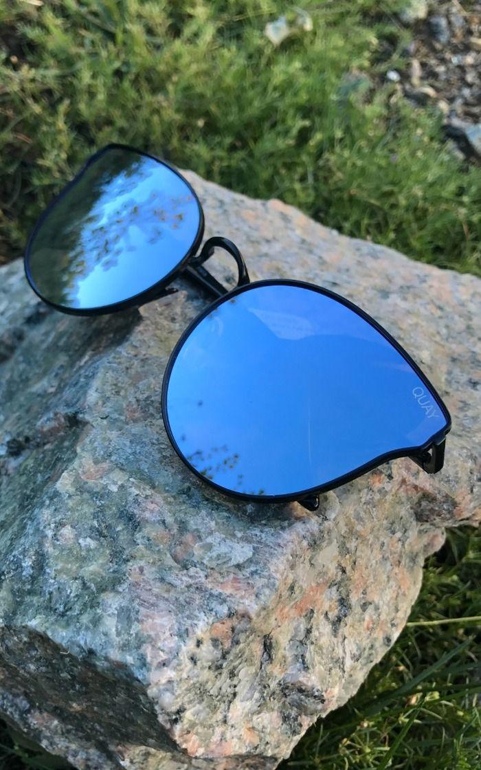 All My Love Cateye Sunglasses by Quay Australia