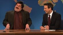 Watch Saturday Night Live: Weekend Update: Anthony Crispino online | Free | Hulu